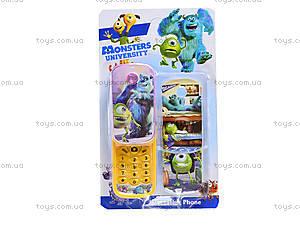 Телефон для детей с героями мультфильмов, LT701-706-709-710-711-712, купить