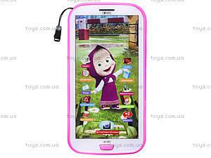 Телефон игрушечный «Любимые мультики», 12016, фото