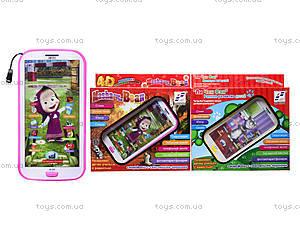 Телефон игрушечный «Любимые мультики», 12016