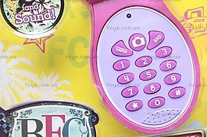 Телефон мобильный для девочек, 1801, фото