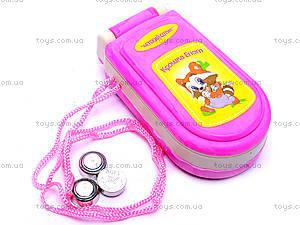 Телефон мобильный «Крошка енот», 500моб, отзывы