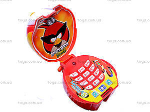 Телефон мобильный, на батарейках, 555