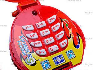 Телефон мобильный, на батарейках, 555, цена