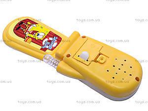 Телефон мобильный с героями, M0265IU/R-2, отзывы