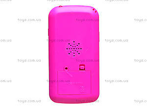 Интерактивный телефон «Поли Робокар», 16336-2B, фото