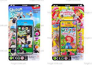 Детский сенсорный мобильный телефон, 5298J