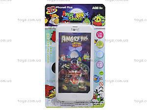 Детский мобильный телефон с любимыми героями, 668-5, фото