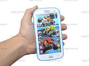 Телефон мобильный «Вспыш» с музыкой, DT030A, отзывы