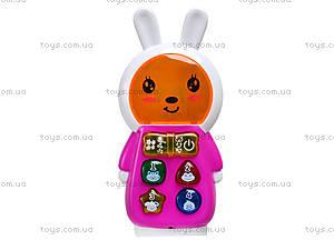 Музыкальный телефон для детей Play Smart, 76545, отзывы