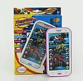 Телефон мобильный «Вспыш» с музыкой, DT030A, іграшки