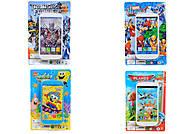 Игрушечный мобильный телефон «Любимые герои», YH101234678, игрушки