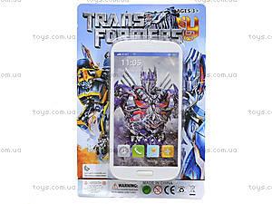 Игрушечный мобильный телефон «Любимые герои», YH101234678, цена