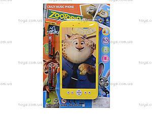 Детский мобильный телефон «Zootopia», 8017, отзывы