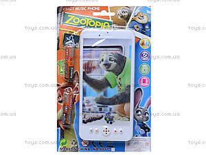 Детский мобильный телефон «Zootopia», 8017, цена