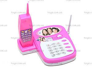 Телефон музыкальный Violetta, SY77-12, цена