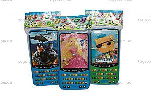 Телефон на батарейках, разные виды, 622-B, фото