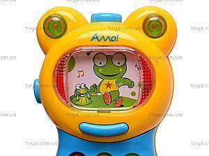 Телефон обучающий «Алло», FR351, детские игрушки