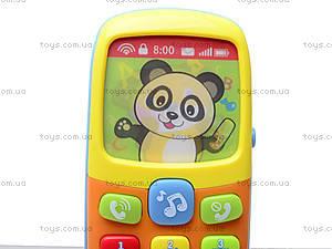 Детский телефон «Дружок», 7388, игрушки