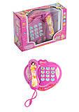Музыкальный телефон Princess, QF135, фото