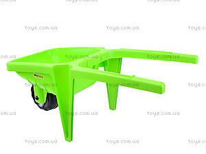 Детская тележка для песка «Гигант» с набором , 74810, купить