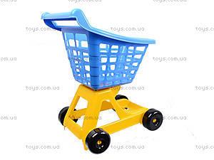Большая тележка для супермаркета, 4227, фото