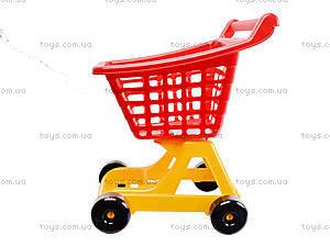 Большая тележка для супермаркета, 4227, отзывы