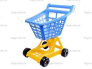 Большая тележка для супермаркета, 4227, игрушки