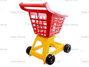 Большая тележка для супермаркета, 4227, магазин игрушек