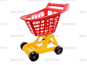Большая тележка для супермаркета, 4227, toys.com.ua