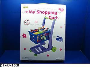 Тележка с продуктами для детей, AK8506