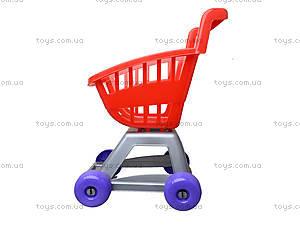 Игрушечная тележка «Супермаркет» в ассортименте, 36-001, купить