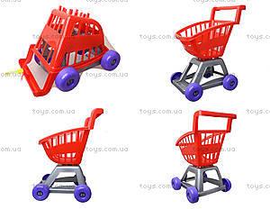 Игрушечная тележка «Супермаркет», 36-001