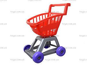 Игрушечная тележка «Супермаркет», 36-001, отзывы