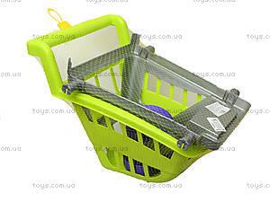 Игрушечная тележка «Супермаркет», 36-001, детские игрушки