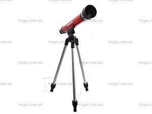 Детский астрономический телескоп, 6608A, фото