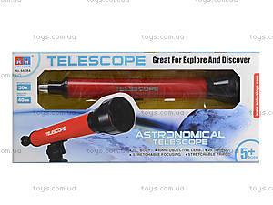 Детский астрономический телескоп, 6608A, отзывы