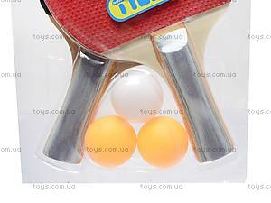 Теннис настольный для детей, BT-PPS-0015, фото