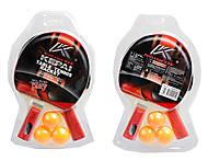 Теннис настольный KEPAI с 2 ракетками, KP-0229