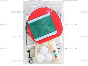 Игровой комплект для настольного тенниса, BT-PPS-0020, фото