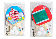 Игровой комплект для настольного тенниса, BT-PPS-0020, опт