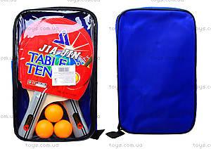 Игровой комплект для настольного тенниса в сумке, BT-PPS-0025