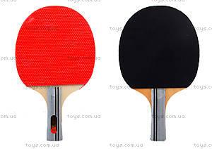Игровой комплект для настольного тенниса в сумке, BT-PPS-0025, игрушки