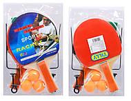 Теннис настольный с ракетками и сеткой, BT-PPS-0039, купить