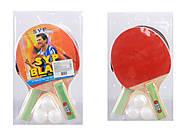 Теннис настольный «Чемпион», BT-PPS-0052, Украина
