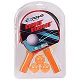 Теннис настольный TT2107 (2 ракетки, 3 мячика), TT2107, купить игрушку