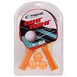 Теннис настольный TT2109 (2 ракетки,3 мячика в слюде) , TT2109, игрушка