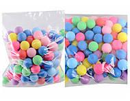 Теннисные мячики 150 шт., QB0110, цена
