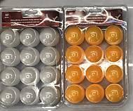 Теннисные мячики в блистере 12 шт, 2 цвета, TT2132, детский