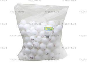 Набор мячиков для настольного тенниса, BT-PPS-0033Б