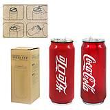 Термос-Термокружка «Coca-Cola» красный, H-195, доставка